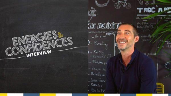 David Emsellem pour le concept Energies & Confidences.