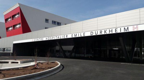 Centre hospitalier Epinal.