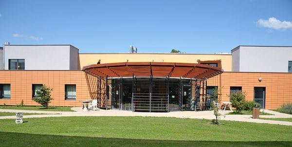 Bâtiment de la fondation Boissel.